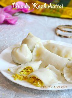 Tasty Appetite: ULUNDU KOZHUKATTAI / VINAYAGAR CHATURTHI RECIPES /...