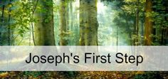 I wonder if Joseph Smith paused before he took that first step into the grove, because it would change his life forever!