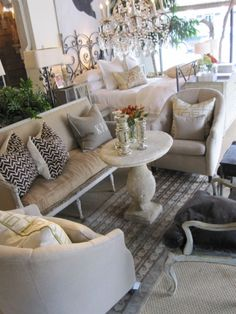 Lisa Luby Ryan's Vintage Living