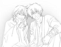 Akatsuki no Yona / Yona of the dawn anime and manga    Soo won and Hak