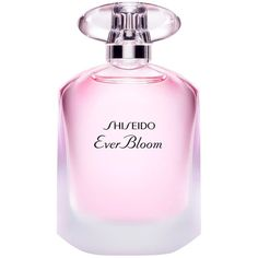 SHISEIDO Ever Bloom Eau De Toilette 90ml (€81) ❤ liked on Polyvore featuring beauty products, fragrance, shiseido perfume, blossom perfume, edt perfume, flower fragrance and shiseido