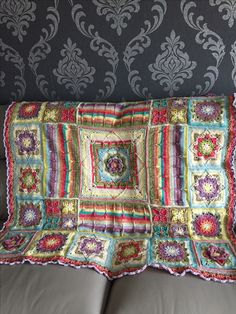 Demelza, Granny Squares, Crochet Projects, Projects To Try, Blanket, Boho, Ideas, Women, Fashion