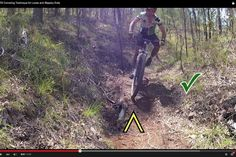 11 Drills for Holding a Line: Gain Confidence on Skinnies and Narrow, Exposed Terrain | Singletracks Mountain Bike News