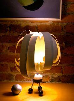 30 Unusual And Fun Lamp Designs Gallery