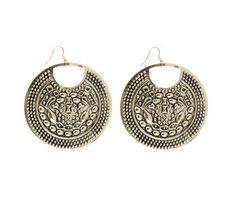 Earrings Spring 2014, Crochet Earrings, Luxury, Pattern, How To Wear, Jewelry, Fashion, Moda, Jewlery