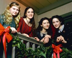 Little Women // I Wanted To Be Part Of This Family When I Was Little ... Just Sayin'