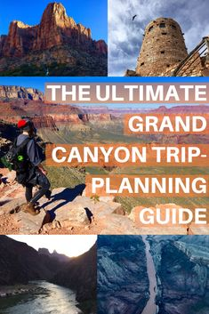 After working on the South Rim for two seasons, I've come to understand the most important elements that go into planning a Grand Canyon trip. Families, hikers, and day trippers all have different concerns, and I've rounded them up for you here. Grand Canyon Sunrise, Grand Canyon Hiking, Grand Canyon Vacation, Grand Canyon Railway, Visiting The Grand Canyon, Grand Canyon South Rim, Grand Canyon National Park, Grand Canyon Rafting, Arizona Road Trip