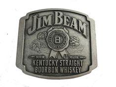Jim Beam Heavy 24 K GOLD PLATED RING Men Size 10