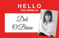 Founder of Women In Heels - Deb O'Brien