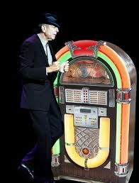 """Unchained Melody"" ~ The Righteous Brothers ~ is on Leonard Cohen's Jukebox."