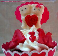 Cupcake Ositos