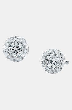 Sparkle studs: every girl needs a pair!