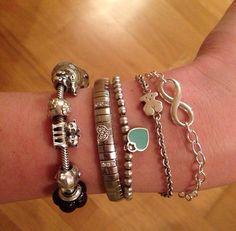 I Love ❤️ Tiffany & Co, Tous, Pandora.
