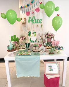 ideas for birthday celebration ideas 13th Birthday Parties, Birthday Party For Teens, Birthday Celebration, Llama Birthday, Mexican Party, Party Lights, Partys, Deco Table, Birthday Decorations