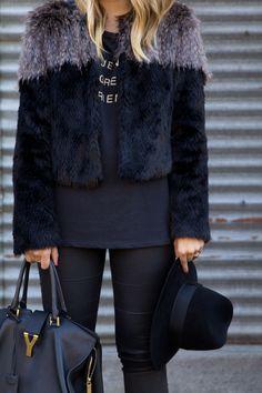 Winter Blacks