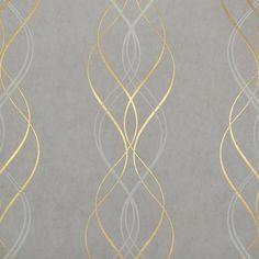 Luxury Wallpaper, Unique Wallpaper, Contemporary Wallpaper, Textured Wallpaper, Wallpaper Roll, Designer Wallpaper, Grey And Gold Wallpaper, Salon Wallpaper, Modern Wallpaper Designs