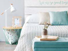 12 ideas para decorar nuevos dormitorios Pastel Room, First Apartment Decorating, Outdoor Furniture Design, Apartment Makeover, Boho Room, New Room, Decoration, Diy Home Decor, Bedroom Decor
