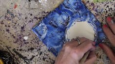 Wax on Wednesdays Moonlight and Moondalas Shellac Burn Encaustic Technique Wax Art, Encaustic Painting, Painting Techniques, Art Tutorials, Creative Art, Art Lessons, Shellac, Arts And Crafts, Moonlight