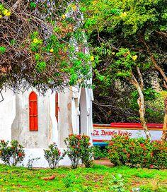 Bonita iglesia de Manzanillo en nuestra bella Isla de Margarita. Venezuela <3
