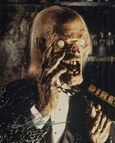 Classic Horror... The Crypt Keeper
