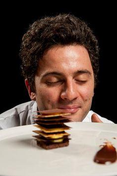 Luca Lacalamita - Chef Patissier Enoteca Pinchiorri. Firenze