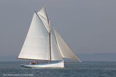 Reder Mor | Réplique d'un cordier de la baie de Morlaix. | A retrouver sur : http://www.chasse-maree.com/numeros-51-a-100/1056-chasse-maree-n-56.html