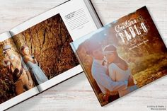 Double Page spread - great  Rich image context