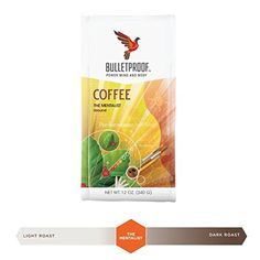 Bulletproof Upgraded 12 oz Coffee The Mentalist Dark Roast Ground * You can find more details by visiting the image link. Note: It's an affiliate link to Amazon.