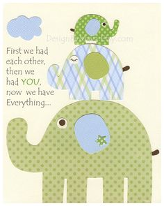 Love this for nursery.