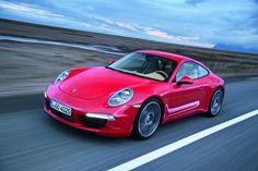 Porsche 911 carrera. My dream car