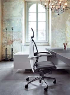 XTEN Office Chair by Pininfarina for Ares Line