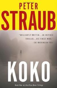 Koko, by Peter Straub.