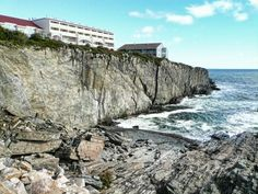 Bald Head Cliff & The Cliff House - Ogunquit, ME
