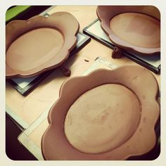 Making some fun platters. by julieguyot