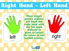 Right Hand - Left Hand