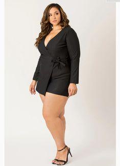 Curvy Women Fashion, Plus Size Fashion, Women's Fashion, Curvy Outfits, Plus Size Outfits, Plus Sise, Erica Lauren, Pernas Sexy, Full Figured Women