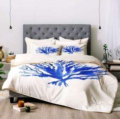 Sea Coral Comforter - Coastal Living Bedroom Ideas