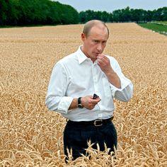 Style : Vladimir Poutine dans tous ses états