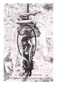 Hoop Pixie by RohanElf