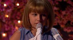 """Next Taylor Swift"" Grace Vanderwaal Stuns Again On America's Got Talent"