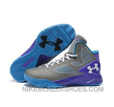 6dbbdb294687 New Arrival Under Armour Curry ClutchFit Drive II Purple