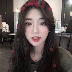 list ulzzang(づ ̄ ³ ̄)づ♡ . Ulzzang Girl Selca, Ulzzang Korean Girl, Cute Korean Girl, Asian Girl, Uzzlang Girl, Girl Face, Korean Beauty, Asian Beauty, Tumbrl Girls