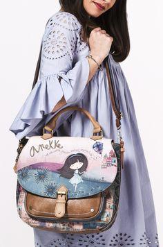 Kabelko-batoh z letnej kolekcie Liberty Fashion Backpack, Backpacks, Bags, Handbags, Backpack, Backpacker, Bag, Backpacking, Totes