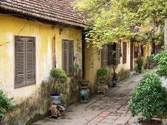 via www.mountainadventures.com Hidden Temple in the Old Quarter, Hanoi, Vietnam