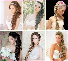Medium Hair Braids, Wedding Hairstyles For Medium Hair, Long Hair Wedding Styles, Side Hairstyles, Braids For Long Hair, Medium Hair Styles, Long Hair Styles, Hair Medium, Greek Hair