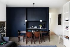 Residential Design finalists in the 2017 Australian Interior Design Awards. Australian Interior Design, Interior Design Awards, Interior Design Studio, Australian Homes, Design Interiors, Real Living Magazine, 1920s House, Small House Decorating, Decorating Ideas