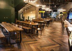 CenturyLink Field Brougham Beer Hall