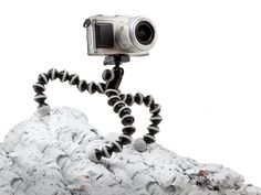 GorillaPod Hybrid: Flexible camera tripod for hybrid, CSC, EVIL cameras