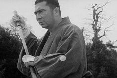 O primeiro filme da série Zatoichi.