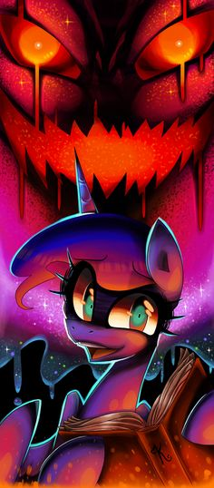 Luna, Nightmare Night